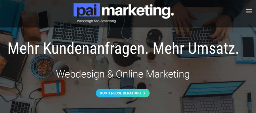 PAI Marketing