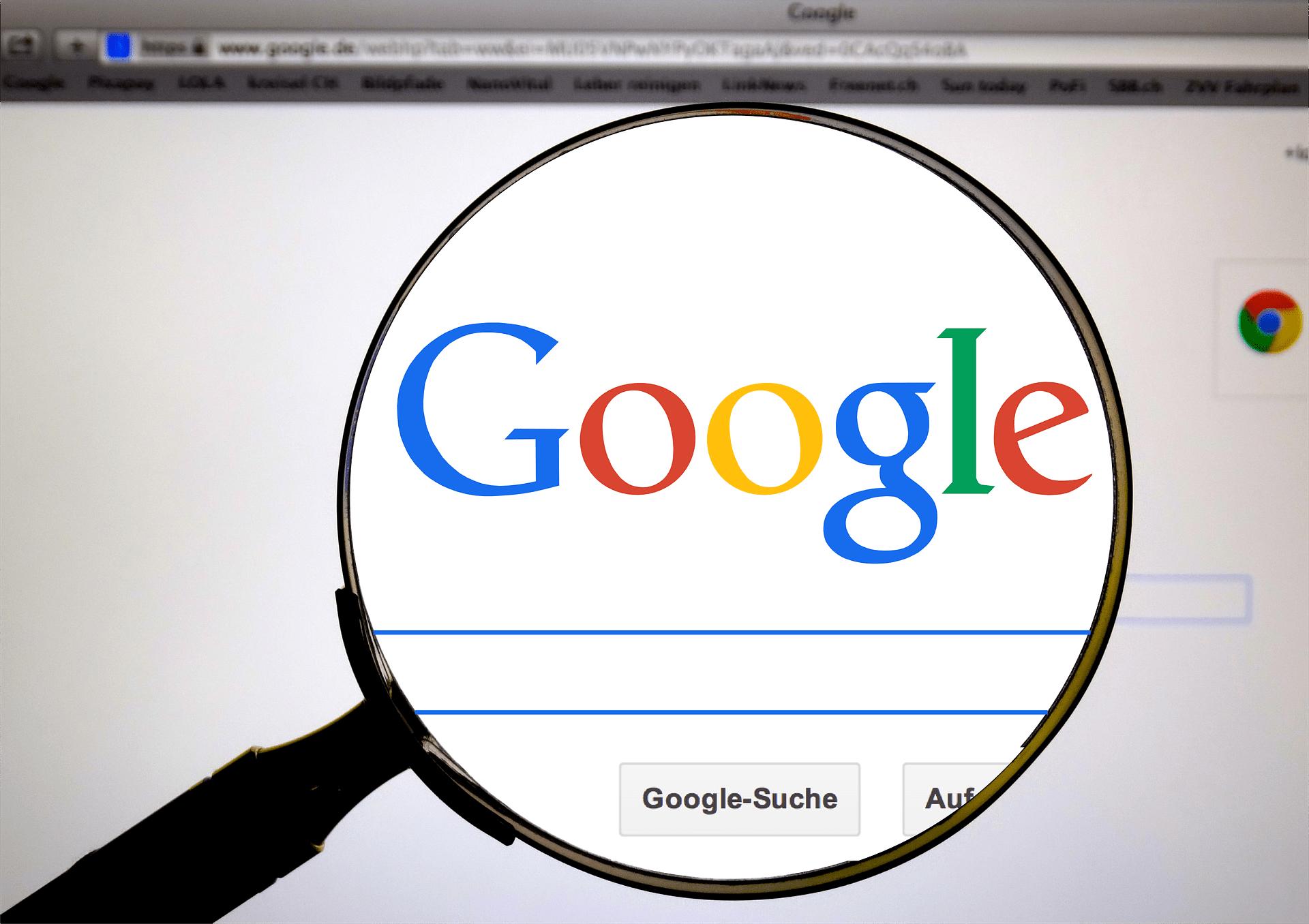 140 Millionen Suchanfragen täglich verzeichnete alleine Google in 2018.